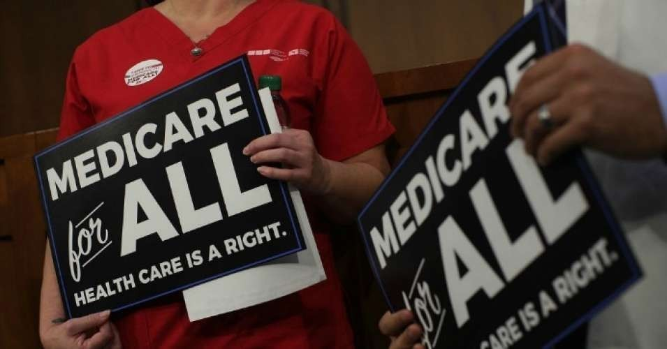 In Nation Without Medicare for All, 3.5 Million Workers May Have Lost Employer-Provided Insurance Over Last Two Weeks