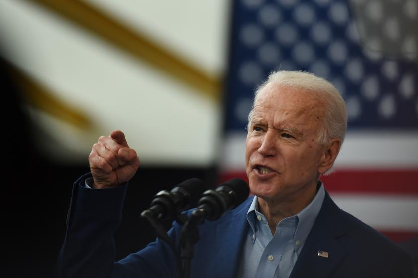 Biden pledges to lower Medicare age and reduce some student debt in olive branch to Sanders supporters